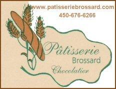 Patisserie Brossard, Distributeur de Brikar.net